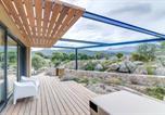 Location vacances Corbara - Designer villa sea and mountain-4