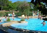 Camping avec WIFI Puycelsi - Parc de Loisirs Le Faillal-1