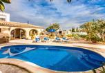 Location vacances Benissa - Villa Tosalet-2