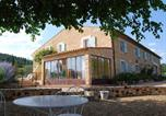 Location vacances Gargas - Holiday home Mas des Bricolets Gargas-2