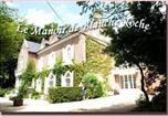 Location vacances Saint-Suliac - Gites du Manoir de Blanche Roche-1