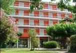 Hôtel Σκιλλουντα - Hotel Letrina