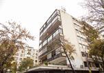 Hôtel Santiago - Apartamento en Providencia-1