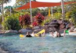 Villages vacances Kewarra Beach - Big4 Cairns Crystal Cascades Holiday Park-3