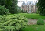 Hôtel Boudeville - Petit Chateau Normandie-3