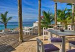 Location vacances Juan Dolio - Front View Beach Apartment-4