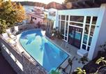 Location vacances Uslar - Three-Bedroom Holiday Home in Uslar-4