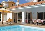 Location vacances Linxe - Holiday home Moliets 21 with Outdoor Swimmingpool-1
