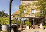 Hôtel Les Ilhes - Clos du Moulin-1