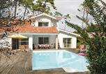 Location vacances Linxe - Holiday home Moliets 21 with Outdoor Swimmingpool-4