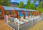 Camping avec Hébergements insolites Luc-en-Diois - Vivacamp Lac Bleu-4