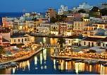 Hôtel Άγιος Νικόλαος - Naiades Almiros River Hotel-3