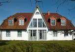 Location vacances Bergen auf Rügen - Apartment Hof Kluptow Landlust-1