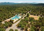 Camping avec Parc aquatique / toboggans Castellane - Homair - Les Lacs du Verdon-1