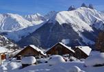 Location vacances Saint-Jean-d'Arves - Chalet Les Marmottes 62-1