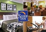 Hôtel Jacksonville - Sleep Inn & Suites Longview North-1