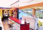 Location vacances Teià - Espectacular casa, vistas a mar y montaña-2