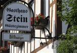 Location vacances Sohren - Gasthaus Josef Stein-1