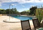 Location vacances Pont du Gard - Holiday Home Chemin des Oliviers-3
