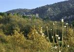 Location vacances Maubec - Villa Route d'Oppede le Vieux-4