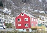 Location vacances Herøysund - Holiday home Løfallstrand Rosendal-3