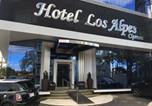 Hôtel Paraguay - Hotel Los Alpes Cipreses-2