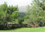 Location vacances Río Cuarto - Cabañas de Montaña San Miguel-4