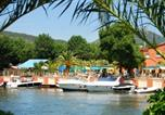 Camping avec Spa & balnéo Cogolin - Holiday Marina Resort-1