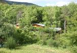 Camping avec Site nature Escaro - Camping Des Randonneurs-3