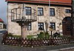 Location vacances Lichtenau - Ferienwohnung Zum alten Germanen-1
