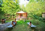 Camping avec Piscine couverte / chauffée Groléjac - Village de la Combe-3