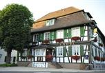 Hôtel Offenburg - Hotel-Restaurant Engel-1