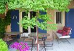 Hôtel Saint-Rémy-de-Provence - Chambre d hote La Chardonneraie-3