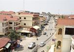 Hôtel Cambodge - Adan World Hostel-4