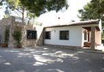 Location vacances Lorca - Casa Rural Huerto El Curica-4