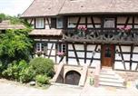 Hôtel Wolfisheim - La Grange aux Coqs-4