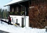Location vacances Arnbruck - Holiday home Bayerischer Wald-3