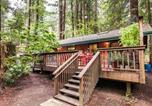 Location vacances Guerneville - Hearthside Cabin Cabin-1