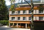 Location vacances Mezzana - Locazione turistica Kristall.4-1