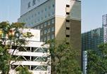 Hôtel Himeji - Toyoko Inn Himeji-eki Shinkansen Minami-guchi-1