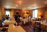 Hôtel Gensac - Hôtel Restaurant l'Escapade-4