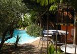 Hôtel Mauron - Loft Avec Piscine-4
