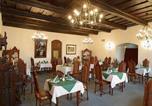 Hôtel Český Krumlov - Hotel Zlaty Andel-1
