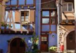 Location vacances Riquewihr - La Maison Bleue-1