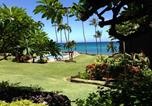 Hôtel Lahaina - Quiet Ocean Front Apartment w/ Pool, Bbq-1