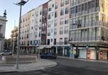 Location vacances Faro - Downtown Faro Apartment-2