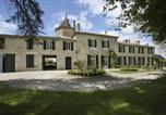 Location vacances Marmont-Pachas - Chateau d'Auge - Grand Gite-1