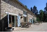 Location vacances Arnac-Pompadour - Holiday Home Bourgogne Coussacbonneval-1
