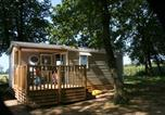 Camping  Acceptant les animaux Bougé-Chambalud - Flower Camping Lac du Marandan-4