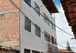 Hôtel Yucay - B&B Valcava-2